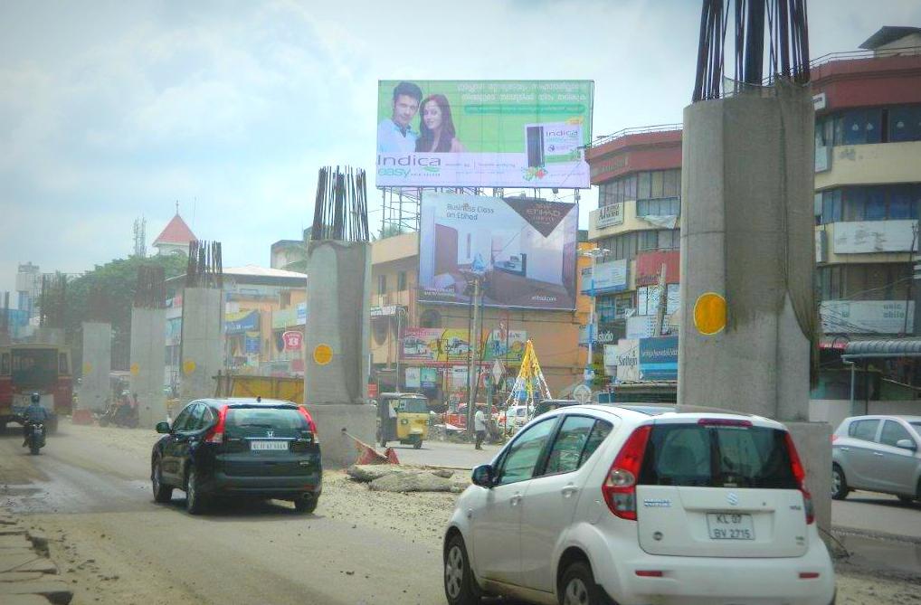 Palarivattom MeraHoardings Advertising in Ernakulam – MeraHoarding