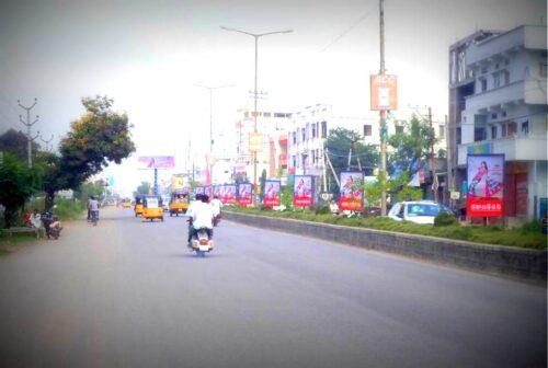 Pullong Polekiosk Advertising in Nizamabad – MeraHoardings