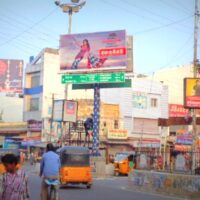 Gandhichowk FixBillboard Advertising in Nizamabad – MeraHoardings
