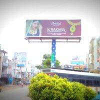 Unipoles Courtxroads Advertising in Karimnagar – MeraHoardings