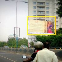 Ajcboseflyover Billboards Advertising in Kolkata – MeraHoardings
