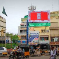 Nehruchowk Billboard Advertising in Nizamabad – MeraHoardings