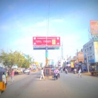 Unipoles Kothirampur Advertising in Karimnagar – MeraHoardings