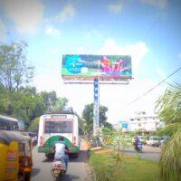 Unipoles Mancherial Advertising in Adilabad – MeraHoardings