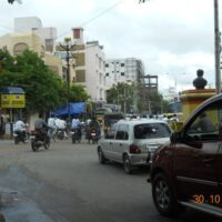 Trafficsigns K-Knagar Advertising in Madurai – MeraHoarding