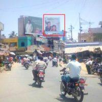 Dharmapuri HoardingAdvertising in Kaveripattinam Market,