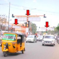 Trafficsign Alagesanroad Advertising in Coimbatore – MeraHoarding