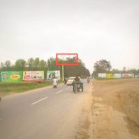 Haridwar Hoarding Advertising in Bypass Roorkee