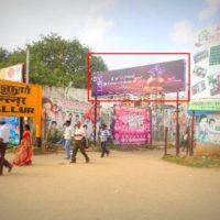 Tiruvallur Hoardings Advertising in Railway station Entry