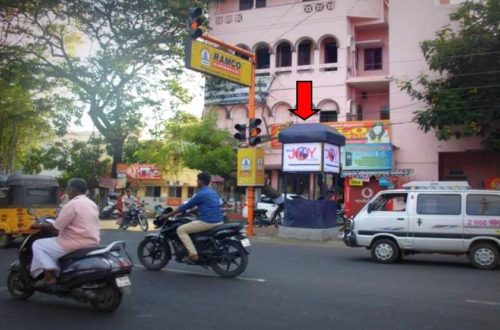 Trafficsignboards Thallakulamsignal Advertis in Madurai – MeraHoarding