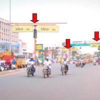Trafficsign Arcjunction Advertising in Coimbatore – MeraHoarding