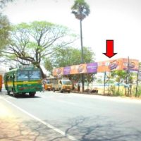 Busshelter Maduraihighcourt Advertising in Madurai – MeraHoarding