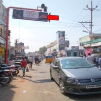 Trafficsign Mariyammankoil Advertising in Nagapattinam – MeraHoarding