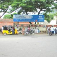 Busshelters Periyarstatue Advertising in Tiruvannamalai – MeraHoarding
