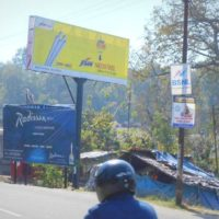 Unipoles Motichur Advertising in Haridwar – MeraHoarding