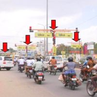 Trafficsign Nsrroad Advertising in Coimbatore – MeraHoarding