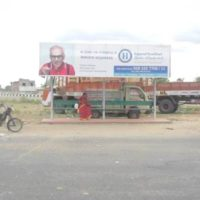 Busshelters Trichyrd Advertising in Pudukkottai – MeraHoarding