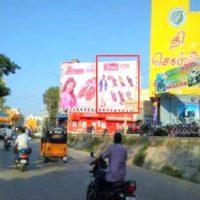 Thiruvalur Hoarding Advertising in Thiruthani Subway