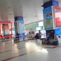 Otherooh Airportcanopypillar Advertising in Patna – MeraHoarding