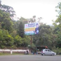 Unipoles Dogaon Advertising in Nainital – MeraHoarding