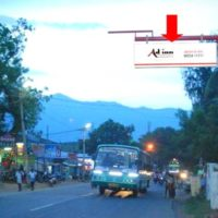 Trafficsign Abiramitheatre Advertising in Coimbatore – MeraHoarding