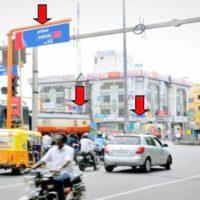 Trafficsign Mutharaiyarstatue Advertising Tiruchirappalli – MeraHoarding