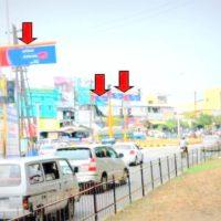 Trafficsign Tvstollgate Advertising in Tiruchirappalli – MeraHoarding