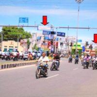 Trafficsign Headpostoffice Advertising in Tiruchirappalli – MeraHoarding