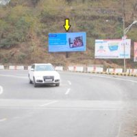 Unipoles Rajpurbypassroad Advertising in Dehradun – MeraHoarding