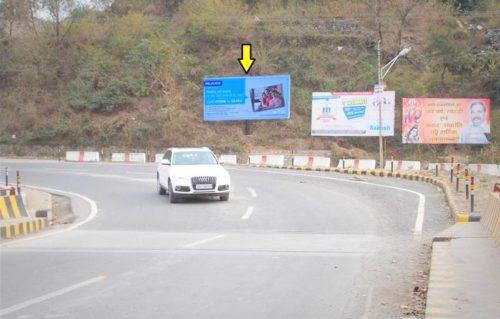 Unipoles Rajpurbypassroad Advertising in Dehradun – MeraHoarding