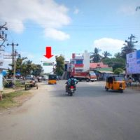 Trafficsign Periyamariyammankovil in Krishnagiri – MeraHoarding