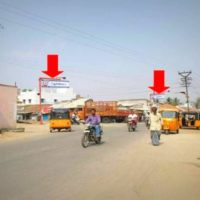Trafficsign Kuppamroadway Advertising in Krishnagiri – MeraHoarding