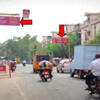 Trafficsignboards Evenraaschool Advertising in Madurai – MeraHoarding