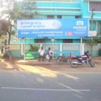 Busshelters Vinothmahal Advertising in Thanjavur – MeraHoarding