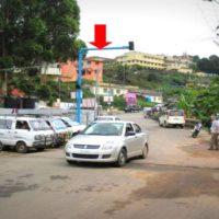 Trafficsign Zionschooljunc Advertising in Dindigul – MeraHoarding