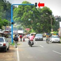 Trafficsign Zionschoolrd Advertising in Dindigul – MeraHoarding