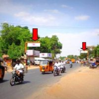Trafficsignboards 16pillarmandapam in Madurai – MeraHoarding