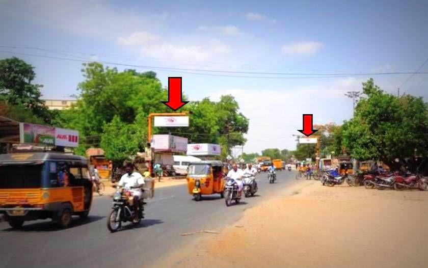 Trafficsignboards 16pillarmandapam in Madurai – MeraHoarding
