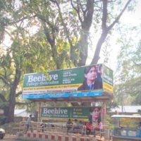 FixBillboards Railwaystationbsq Advertising in Nainital – MeraHoarding