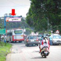 Trafficsign Zionschoolroute Advertising in Dindigul – MeraHoarding