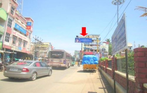 Trafficsign Batlakundu Advertising in Theni – MeraHoarding