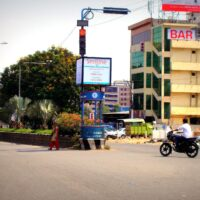 Trafficsignboards Khajaguda Advertising in Hyderabad – MeraHoarding