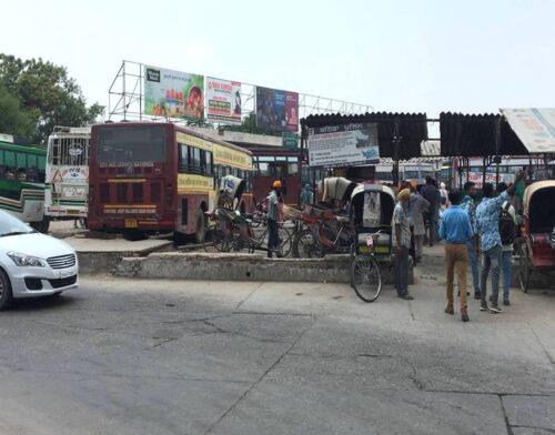 Bus Stand Hoardings Advertising In Bathinda - Merahoardings