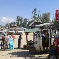 Unipoles Chowk Sangam Advertising Srinagar - MeraUnipoles