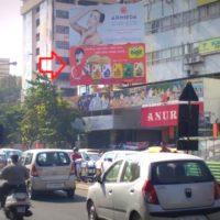 Cgroad FixBillboards Advertising in Ahmedabad – MeraHoarding