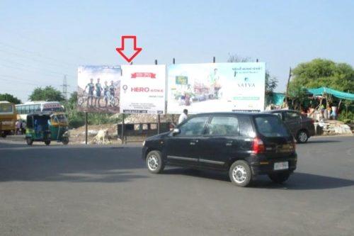 Akhbarnagar FixBillboards Advertising in Ahmedabad – MeraHoarding
