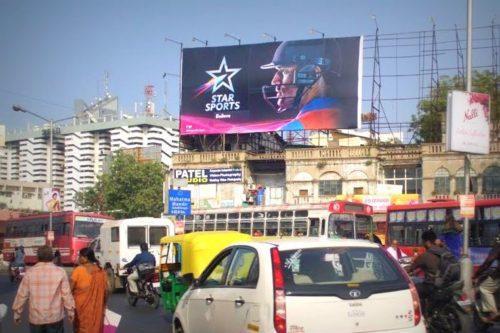 Ashramroad FixBillboards Advertising in Ahmedabad – MeraHoarding