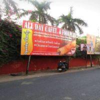 Churchroad Hoardings Advertising in Agra – MeraHoardings