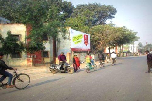 Oppshoesmarket Hoardings Advertising in Agra – MeraHoardings