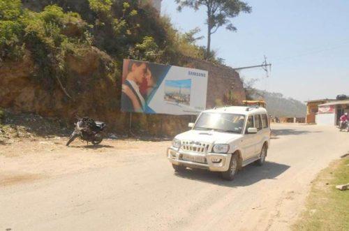 Hoarding Advertising in Byepass, Hoarding Advertising in Uttarakhand, hoarding advertising in Almora, Hoardings in Almora, outdoor advertising in Almora
